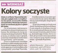 Beata Wąsowska, BP Atelier Opole, Gazeta Wyborcza, Opole, 21.10.2011