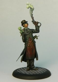 Steampunk Miniatures | Topic: Smog 1888 - Steampunk Miniatures (Read 6121 times)