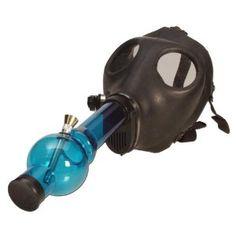 Gas Mask Bong: Amazon.co.uk: DIY & Tools [I love the categorization]