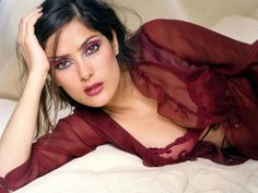 Salma Hayek, Mexico  Salma Hayek is one of the most prominent Mexican figures in Hollywood