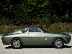 1954-1958 ALFA ROMEO 1900 SUPER SPRINT BERLINETTA - coachwoork by Carrozzeria Zagato of Turin.
