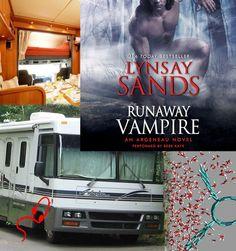 RUNAWAY VAMPIRE: Immortal + Human + RV = Drama