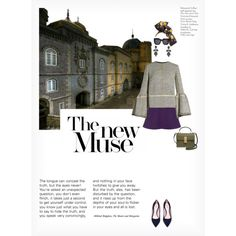 THE NEW MUSE by paint-it-black featuring Roksanda, Miu Miu, Flynn, Fallon, Dolce&Gabbana and STELLA McCARTNEY