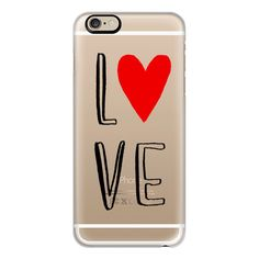iPhone 6 Plus/6/5/5s/5c Case - Love, heart, valentines ($40) ❤ liked on Polyvore featuring accessories, tech accessories, phone cases, phones, cases, capas, iphone case, slim iphone case, iphone cover case and apple iphone cases