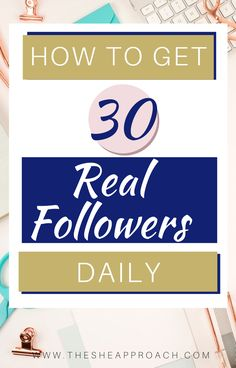 Get Real Instagram Followers, Get More Followers, Business Marketing Strategies, Media Marketing, Business Tips, Business Profile, Instagram Tips, Social Media Tips, Blogging