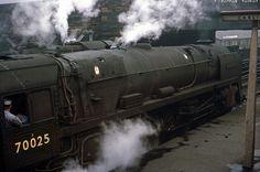 70025 Western Star close-up at Carlisle Stn. Jun'64.   Flickr