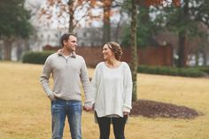 Kayla + Chris : A Birmingham Engagement Session