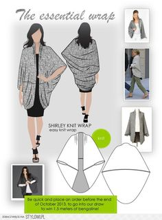 STYLE ARC newsletter - The essential wrap na Stylowi.pl