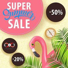 Super summer sales!  shop Online: www.a4b.gr  Αποστολή σε όλη την Ελλάδα!  #a4b #a4bgr #all #for #beauty #summer #sales #dale #discount #flamingo #offer #offers #shop #online #onlineshopping #eshop #greece #sun #summer