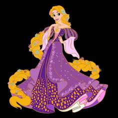 Tangled Flynn Rider, Disney Princesses, Disney Characters, Fictional Characters, Raven Queen, Monster Girl, Disney Girls, New Series, Princesas Disney
