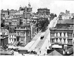 Pre 1906 San Francis