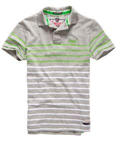New Mens Superdry Chest Band Breton Polo Shirt Light Grit Grindle M for Like the New Mens Superdry Chest Band Breton Polo Shirt Light Grit Grindle M? Superdry Fashion, Superdry Mens, Hang Ten, Mens Polo T Shirts, Men's Polo, Polo Shirts, Denim T Shirt, Men Online, Shirt Shop