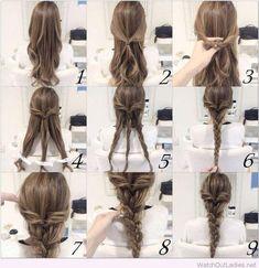 20 Terrific Hairstyles For Long Thin Hair. 20 Terrific Hairstyles For Long Thin Hair. 20 Terrific Hairstyles For Long Thin Hair. Braided Hairstyles Tutorials, Easy Hairstyles For Long Hair, Box Braids Hairstyles, Braids For Long Hair, Bridal Hairstyles, Indian Hairstyles, Braids Easy, Braid Hairstyles For Long Hair, Simple Braided Hairstyles