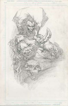 Lord by Marc Silvestri
