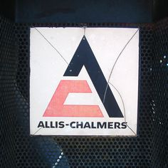 Allis Chalmers emblem