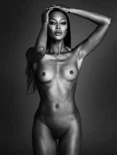 photografx: Naomi Campbell - photo by Mert and Marcus