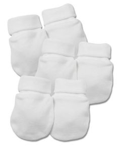 Baby mittens - perfect for newborns.  Available from www.childrensweardirect.com.au #babymittens #mittens