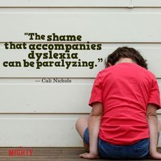 23 Things Parents of Children With Dyslexia Want Others to Know Reading Help, Kids Reading, Dyslexia Quotes, Dyslexia Strategies, 8th Grade Reading, Dyslexia Teaching, Dysgraphia, Struggling Readers, School Psychology
