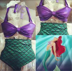 pas cher ariel la petite sirne queue princesse ariel robe cosplay costume