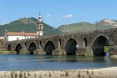 Ponte Velha, Ponte de Lima - Fique a conhecer os tesouros do Minho em: www.asenhoradomonte.com