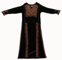 Orient Beduin Palästina frauen Kleid Palestinian von KabulGallery