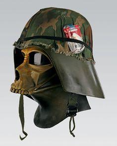The Darth Vader Helmet