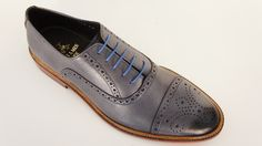 THE OXFORD No.650 GRAY  #mens#shoes#mensfashion#handmade www.justamenshoe.com