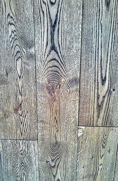 Old brown oak.