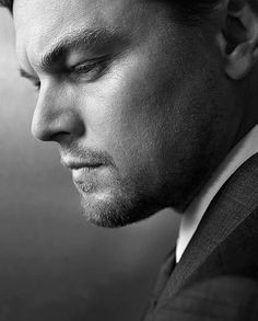 "Leonardo DiCaprio stars in the movie in the country, ""Shutter Island"" directed by his 4 time collaborator Martin Scorcese. Photos of Leo by ArtwingNY's Rodolfo Martinez. Daniel Henney, Javier Bardem, Leo Love, Cinema, Good Poses, Celebrity Portraits, Daniel Craig, Hollywood Actor, Look At You"