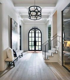 Top 80 Best Foyer Ideas - Unique Home Entryway Designs Discover the first thing that you and your guests see when entering your home with the top 80 best Foyer Design, Entry Way Design, Grand Entryway, Entry Foyer, Entryway Decor, Grand Entrance, Small Entrance, Apartment Entryway, Bedroom Decor