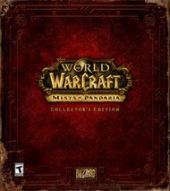 Pre-ordered today! World of Warcraft: Mists of Pandaria Collector's Edition