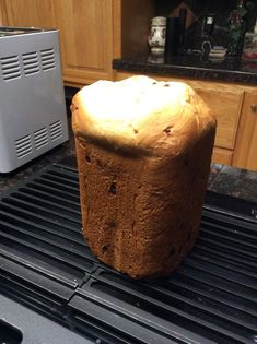 Make and share this Panettone Christmas Bread for Bread Maker. Reviews say add a bit extra sugar and fruit, and I liked the idea of one lady to use orange and lemon oils.