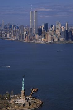 New York before 9/11