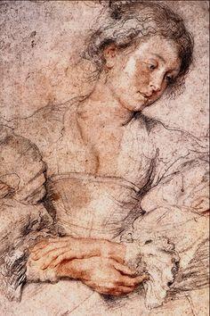 Rubens Drawings | Sir Peter Paul Rubens