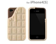 Funda Para Iphone Chocolate Case - http://regalosoutletonline.com/tienda/el/funda-para-iphone-chocolate-case
