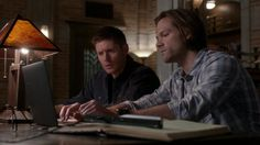 """The Winchester Family Business - Memorable Moments: Supernatural 11.14 - """"The Vessel"""""""