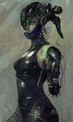 Seductress b