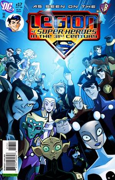 The Legion of Super-Heroes in the 31st Century Issue #17 - Read The Legion of Super-Heroes in the 31st Century Issue #17 comic online in high quality
