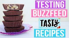 open me. . . . .hellllllllo my lovely internet friends. I am here with my fourth tasty buzzfeed recipes tested video on my channel. this is easily…