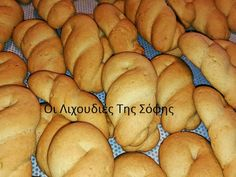 Greek Recipes, Easter Recipes, Recipies, Food And Drink, Sweets, Cookies, Baking, Desserts, Lenten