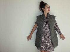 vest Selina by FlyingFishForHer on Etsy