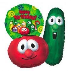 VeggieTales Balloon Party Pack   VeggieTales