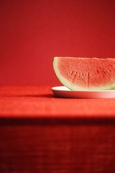 #watermelon #red