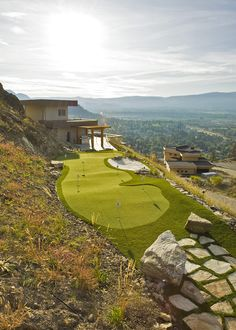 Forbes takes us inside the doors of 8 breathtaking golf course homes.