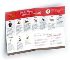 Everyone has a spirit animal. Take the spirit animal quiz to find yours and the message it has for you! - Page 6