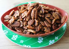 The Freshman Cook: Spicy Party Nuts / #Slow Cooker