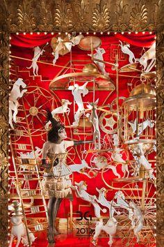 Theme: Bergdorf Goodman Follies of 2012   - ELLE.com