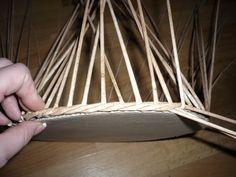 a813369c9 pletenie z papiera - Fotoalbum - Pletenie z papiera - návody - Návod na  opletok dvomi a tromi ruličkami