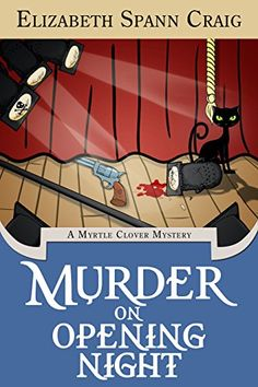 Murder on Opening Night: A Myrtle Clover Cozy Mystery (My... https://www.amazon.com/dp/B018O3SNLW/ref=cm_sw_r_pi_dp_zupGxbQA104JB