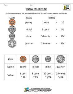 ... on Pinterest | 1st Grades, First Grade and 1st Grade Math Worksheets